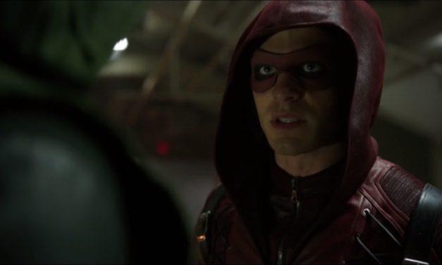 Roy Harper regresará a Arrow