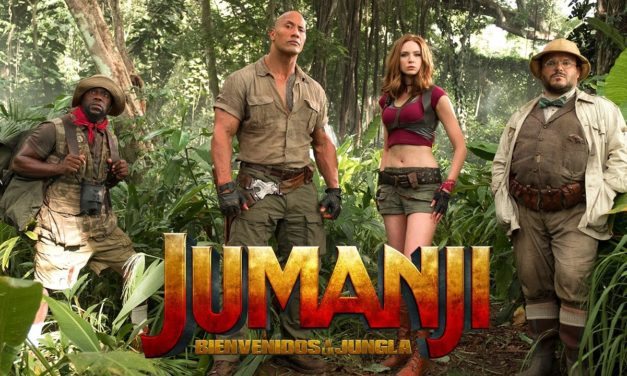 REVIEW: Jumanji: En la Selva