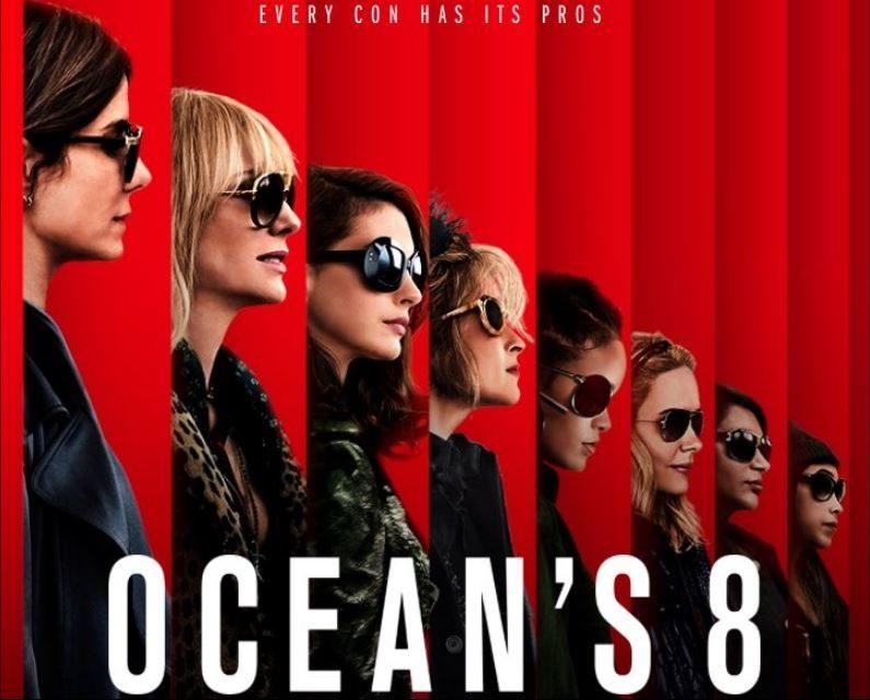 Revelado el primer trailer de Ocean's 8