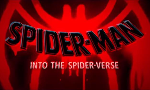 El Spider-verso llegará a finales del próximo año con Spider-Man: Into the Spider-Verse