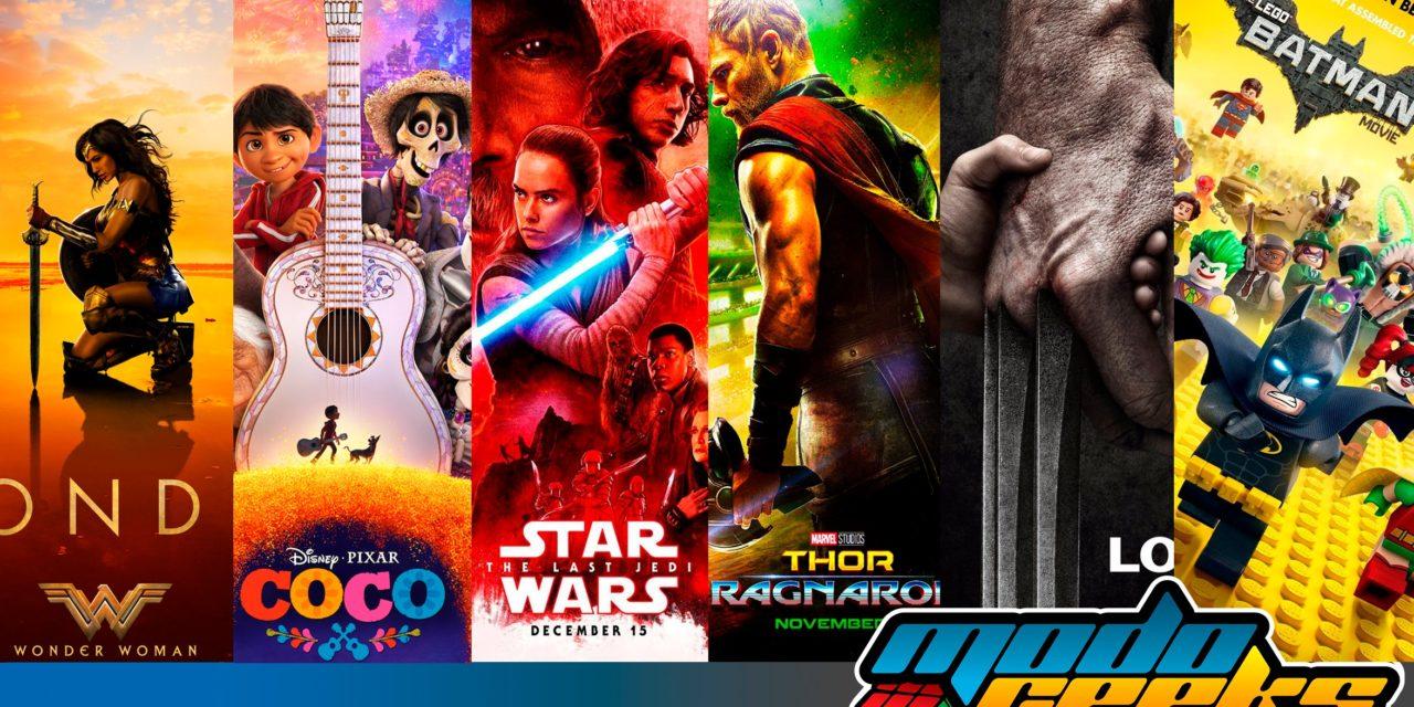 TOP 5 ModoGeeks: Películas del 2017