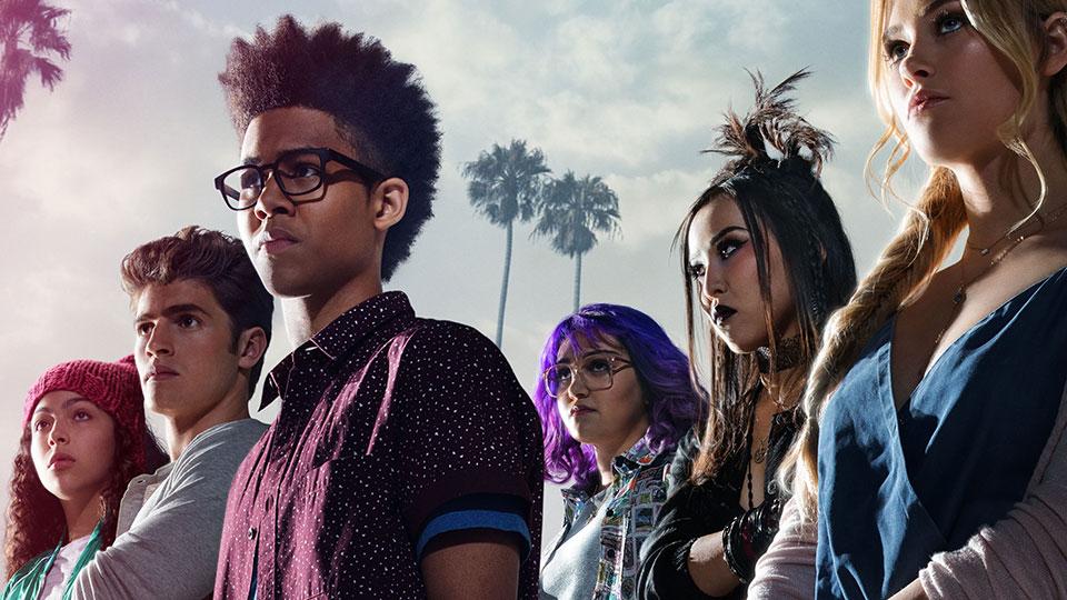 Marvel confirma la segunda temporada de Runaways