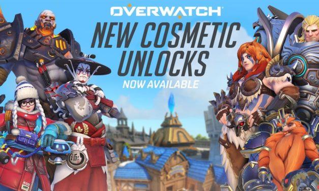 Ya llegaron los nuevos cosméticos y nuevo mapa a Overwatch