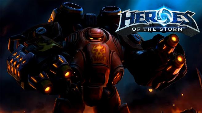 Vulcano, el Murciélago de Fuego veterano, se une a Heroes of the Storm
