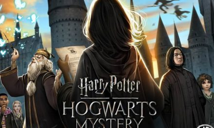 Nuestra carta de Hogwarts por fin ha llegado con Hogwarts Mystery