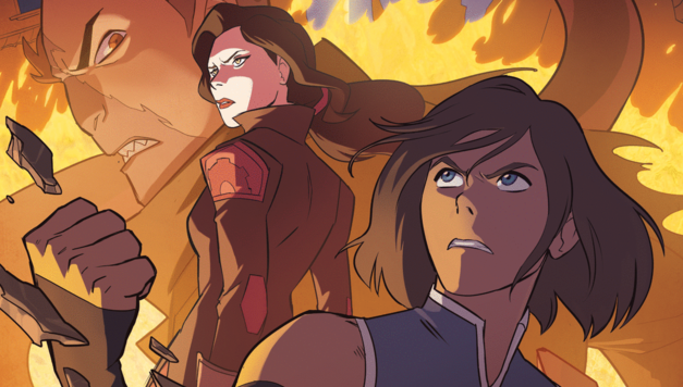 Qué debemos esperar del volumen 2 de The Legend of Korra: Turf Wars