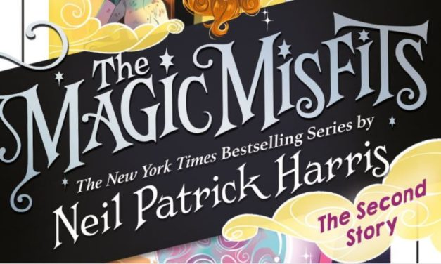 Primer vistazo a The Magic Misfits: The Second Story de Neil Patrick Harris