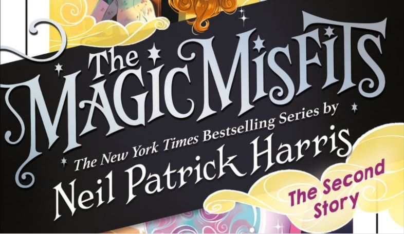 Primer vistazo a The Magic Misfits: The Second Story de Neil Patrick Harris