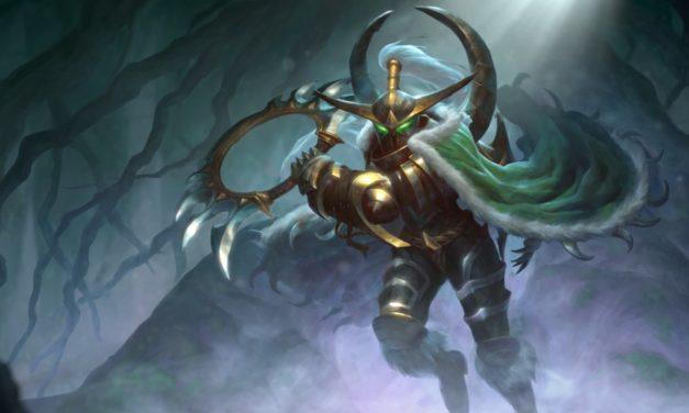 Maiev la Celadora es la nueva heroína de Heroes of the Storm