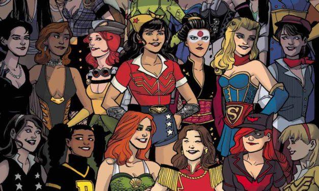 DC Bombshells anuncia conclusión de serie con su próximo arco