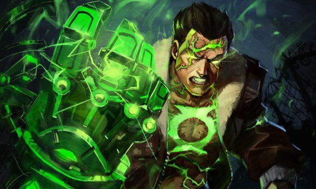 Green Lantern: Earth One redefine al ícono espacial de DC