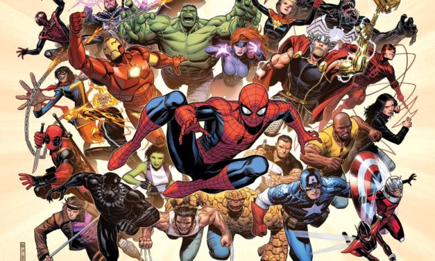 Marvel anuncia otro reinicio de sus títulos para 2018