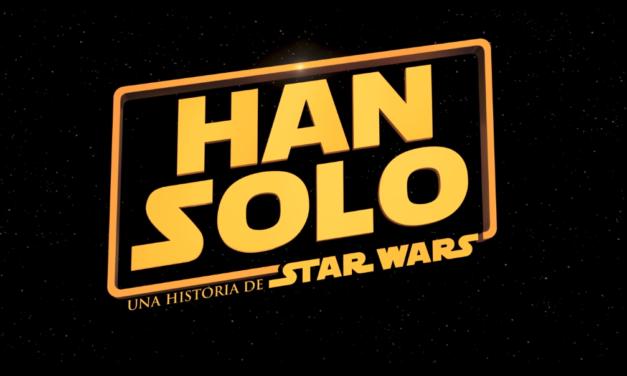 Te presentamos el primer trailer de Han Solo: Una historia de Star Wars