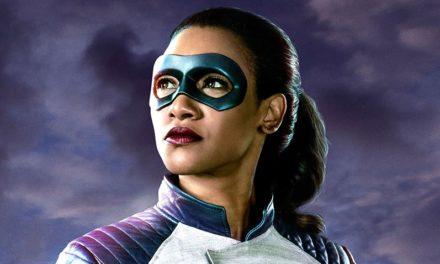 Iris West será la nueva heroína en The Flash