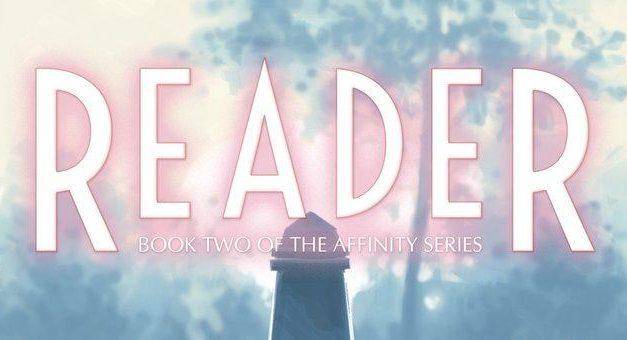 Reader, segundo libro de The Affinity Series de J.S. Lenore, presentó sinopsis y portada oficial