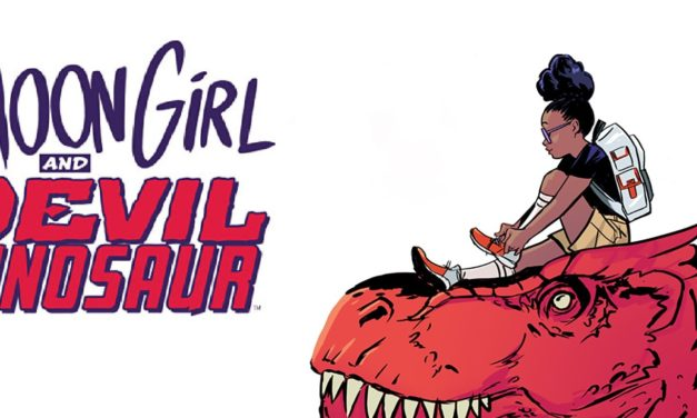 Disney Channel desarrolla una serie animada sobre Moon Girl And Devil Dinosaur