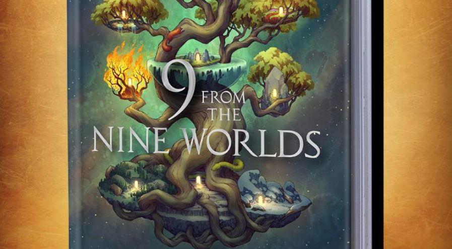 Magnus Chase nos presenta nuevas historias en 9 From the Nine Worlds
