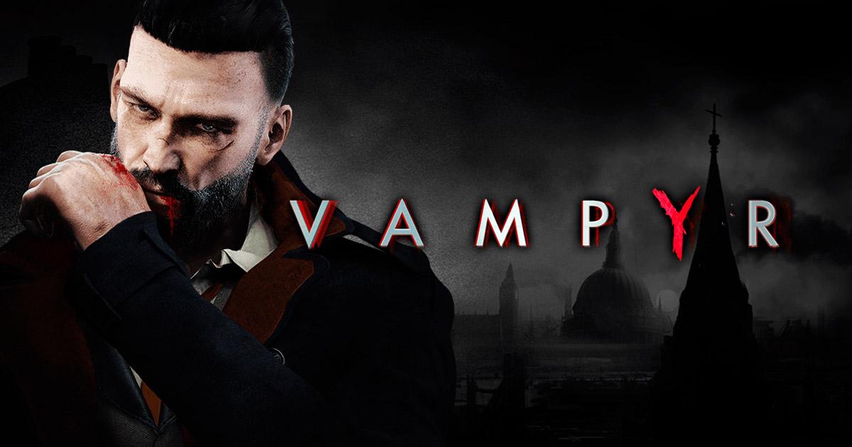 Dontnod nos traerá Vampyr en junio