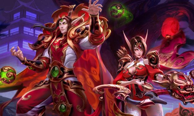 ¡El festival Lunar vuelve a Heroes of the Storm!