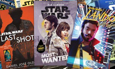 Conoce el universo de historias conectadas a Han Solo: Una historia de Star Wars